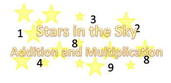 Constellations in the Sky: Using Stars to Relate Addition to Multiplication