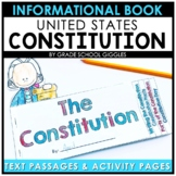 US Constitution Interactive Notebook