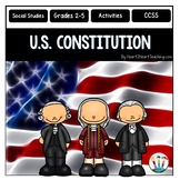 The Writing of the US Constitution: Constitution Day Activities & Flip Book