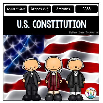 The Writing of the US Constitution -- Constitution Day {Ac