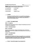 Constitution: 6 Basic Principles Treasure Hunt