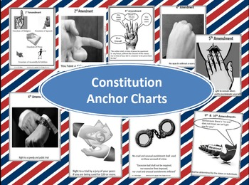Constitution Anchor Charts
