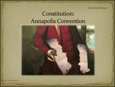 Constitution Annapolis Convention PowerPoint