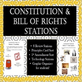 Constitution & Bill of Rights Stations Review