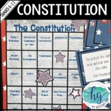 Constitution Bingo (works with Distance Learning)