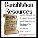 CONSTITUTION BUNDLE - Activities for the ENTIRE Constitution Unit
