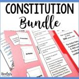 Constitution Lapbook & Worksheets Bundle