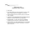 Constitution Checklist