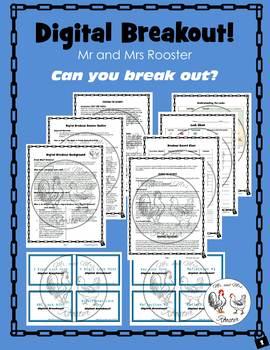 Constitution Conundrum! Digital Breakout - Constitution Day Escape Room