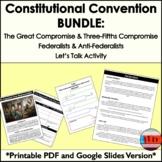 Constitution Convention Activity Bundle