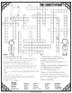 Constitution Crossword