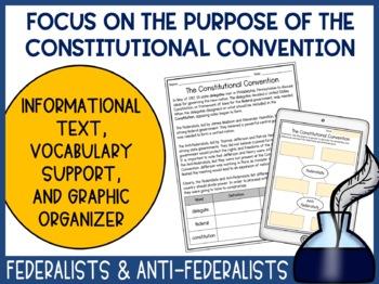 Constitution Curriculum Bundle
