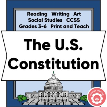 The Constitution: Reading, Writing, Art