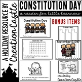 Constitution Day Guided Reading Book
