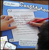 Constitution Day Craft & Activities 1st grade, 2nd grade & 3rd grade