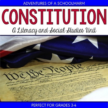 Constitution Unit - Constitutional Convention, Bill of Rights, 3 Branches