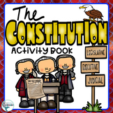 Constitution Day Activities Booklet and Assessment September 17