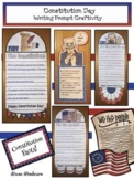Constitution Day Activities: Constitution Writing Prompt Craft & Bulletin Board