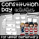 Constitution Day Activities {For Upper Elementary}