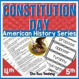 Constitution Day Activities   U.S. Constitution   US Histo