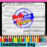Constitution Day Activity Poster