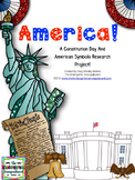 Constitution Day And American Symbols Research Project!