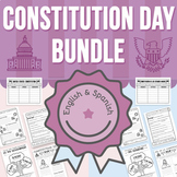 Constitution Day BUNDLE (Distance Learning)