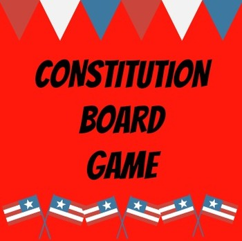 Constitution Day Board Game