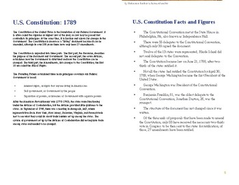 Constitution Day Booklet