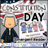 Constitution Day Emergent Reader