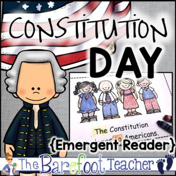 Constitution Day Emergent Reader