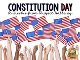 Constitution Day FREEBIE: Picture Book Lesson with Lift-the-Flap Activity!