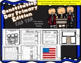 Constitution Day Fab Tab Primary Edition and FREE Anchor Charts