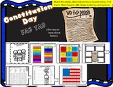 Constitution Day Fab Tab and FREE Anchor Charts