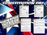 Constitution Day First Amendment Activity-Would you fight for all 5?