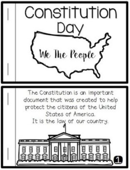 Constitution Day {Freebie!}