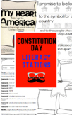 Constitution Day Literacy Stations