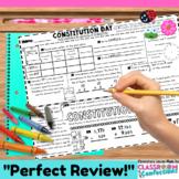 Constitution Day Math: 4th Grade