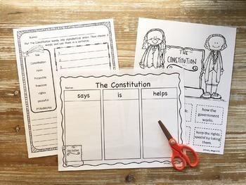 Constitution Day Mini Pack