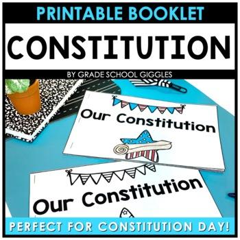 Constitution Day Mini-Unit