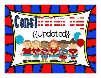 Constitution Day Pack {Updated AGAIN}