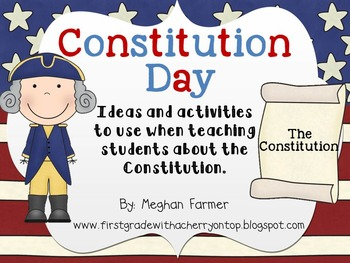 Constitution Day Packet