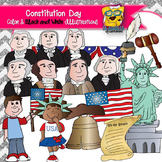 Constitution Day Patriotic Commercial Use Clipart