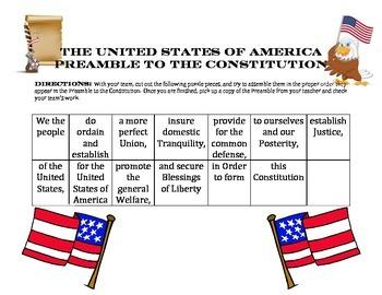Constitution Day - Puzzle