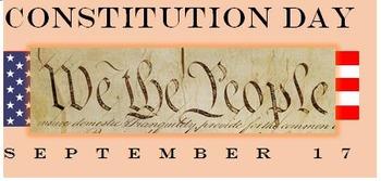 Constitution Day Sticker