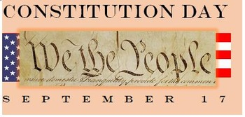 Constitution Day Sticker
