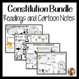 Constitution Doodle Notes Bundle