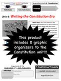 Constitution Era, Graphic Organizers