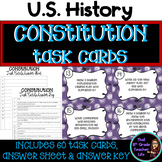 Constitution Era Task Cards
