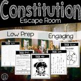 Constitution Escape Room